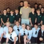 North Delta School, Batesville, MS - 4th Grade Class