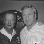 Coach Bobby Bowden (head coach of Florida State University). A great coach, a great friend, and a great witness for Jesus Christ.