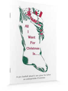 """All I Want For Christmas Is…"" Tract"
